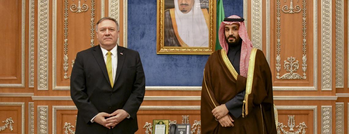 Secretary Pompeo's Call With Saudi Crown Prince Mohammed bin Salman Al Saud