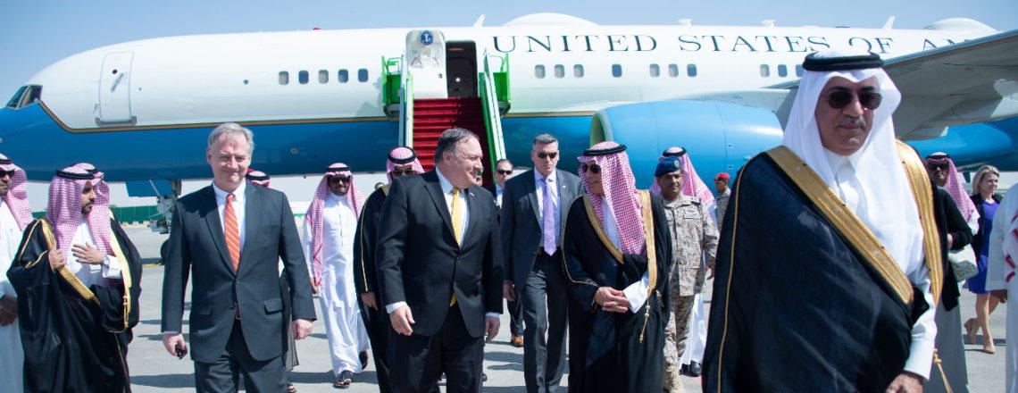 Readout of Secretary Pompeo's Meetings With Saudi Leadership
