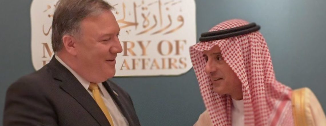 Read Secretary Pompeo's joint remarks with the Saudi Foreign Minister